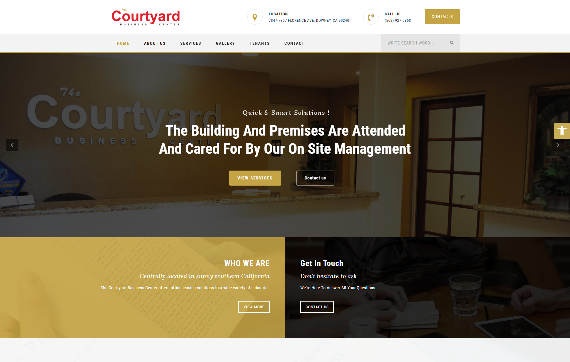 Case Studies: The Courtyard